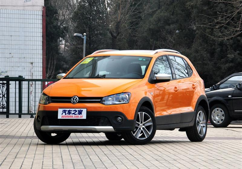 2012款Cross POLO MT