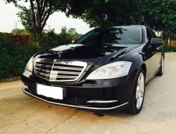 2012款 奔驰(S级)S500L 4MATIC Grand Edition